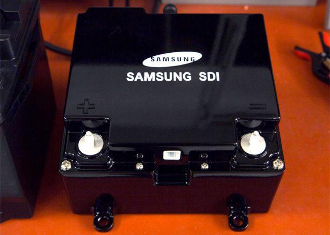 samsung-sdi-ford-battery