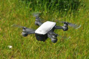 Le test du drone Spark en plein air