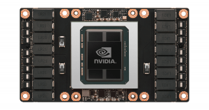 La puce Nvidia GV100