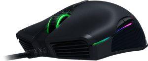 Version filaire de la souris Razer Lancehead