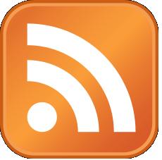 L'icône du format RSS