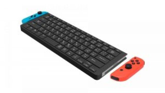 Cybergadget-Nintendo-Switch-Joycon-Keyboard