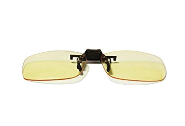 lunettes gaming à clipper