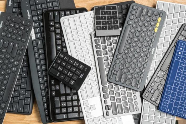 claviers sans-fil