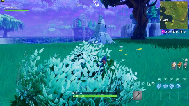 fortnite antialiasing low