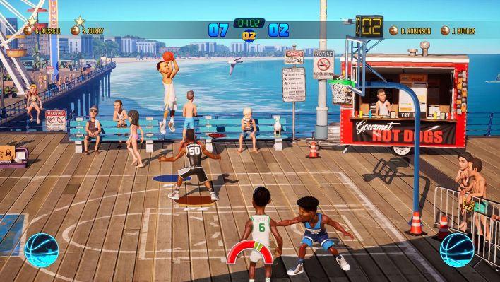 NBA Playgrounds 2