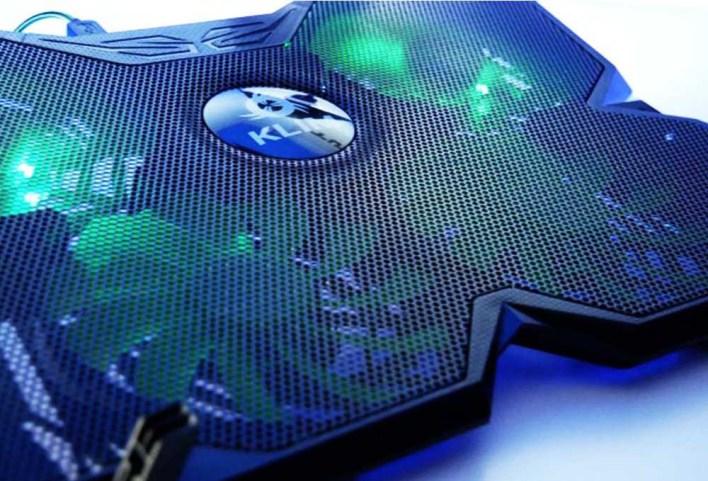 Plaque de refroidissement PC portable