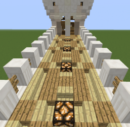 High Elven City Gate Blueprints for MineCraft Houses Castles Towers and more GrabCraft