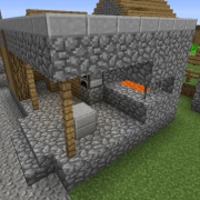 Search blacksmith Blueprints for MineCraft Houses Castles Towers and more GrabCraft