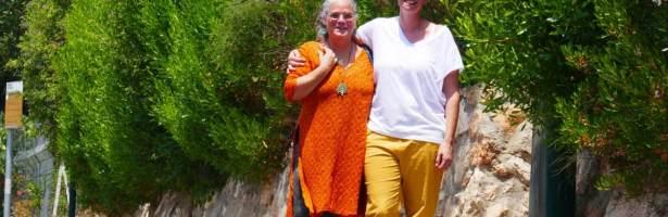 פרק 10 – מסע קרוב לבית וקרוב ללב – ראיון עם האמנית יסמין להב