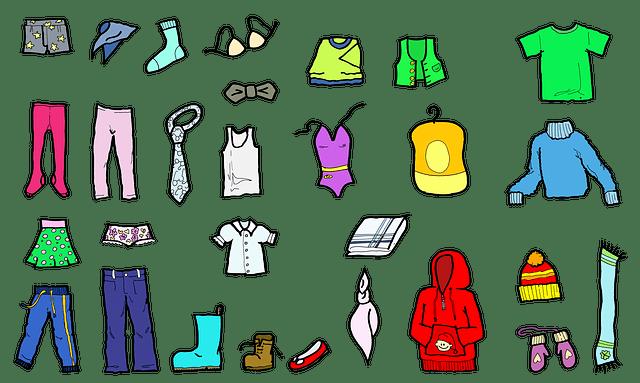 海外旅行の持ち物★女性-下着を最小限でやりくりする方法