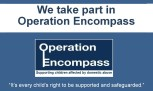 Operation Encompass Drop In Session - Thursday 12th September - Hilton Primary Academy
