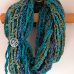Haakpatroon Oneindige Sjaal