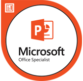 Microsoft Office Specialist PowerPoint