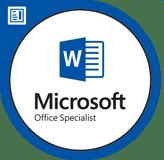 Microsoft Office Specialist Word