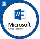 Microsoft Office Specialist Word