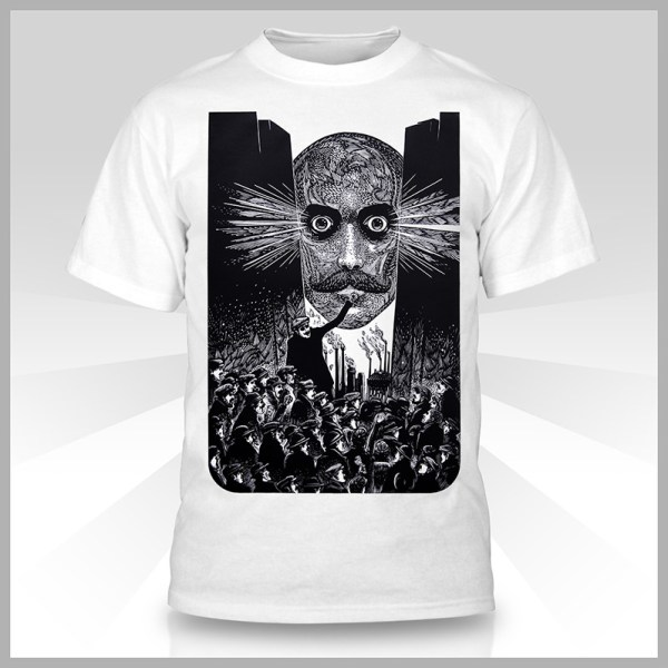 Rising Tee Front