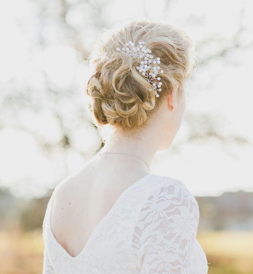Braut Styling  Hochzeitsstyling Erlangen  Haaratelier H2