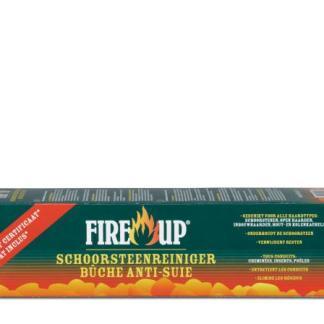 Fire-Up Schoorsteenreiniger haardblok (1 kg) - haardhouttoppers.nl