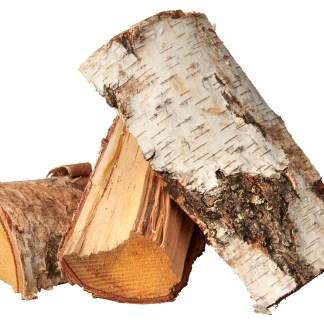 Berkenhout ovengedroogd