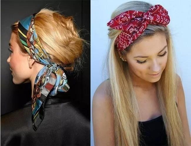 20 Frisuren mit Haarband selber machen