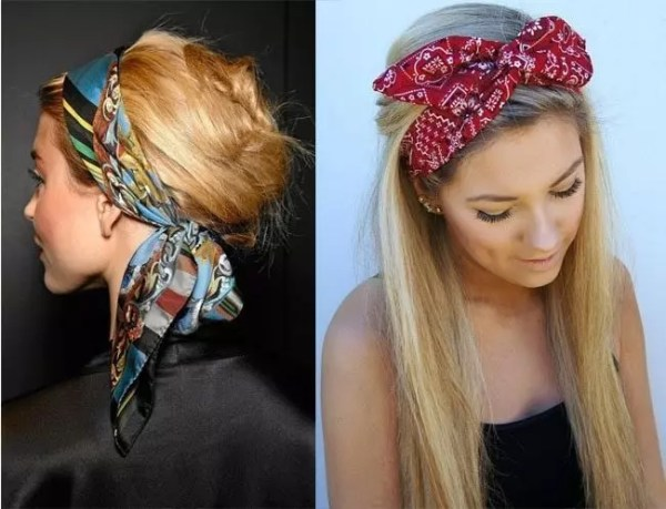30 Bandana Short Hairstyles For Black Hair Hairstyles Ideas