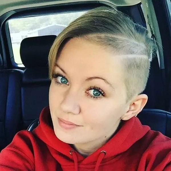Kurz und gut  kurze Frisuren fr ovale Gesichter
