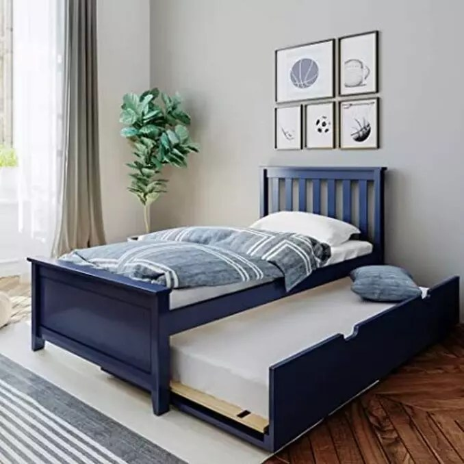 Max & Lily Solid Wood Twin Size Bed   2021 Buying Guide