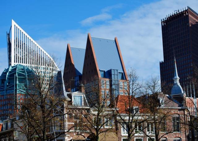 Postmodern Skyline, The Hague