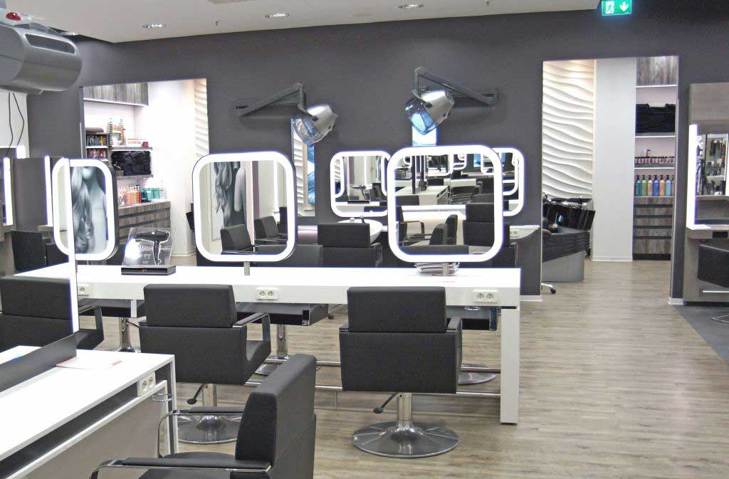 Salons  Haartrock  Friseursalon im DEZ Regensburg