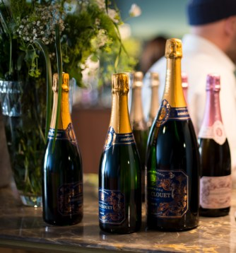 Andre Clouet champagnes