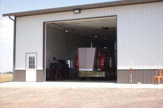 Ag Storage Shed and Workshop/garage