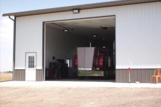 Ag Storage Shed and Workshop/garage