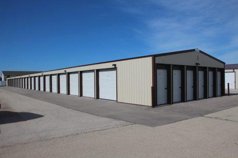 Mini Storage Construction Northern Illinois