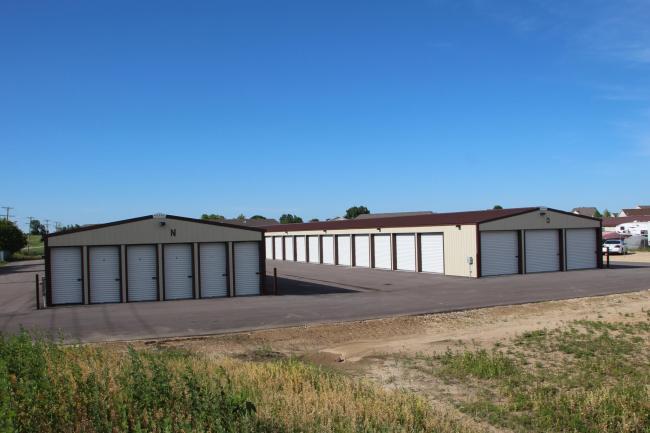Post Frame Mini Storage Construction northern Illinois