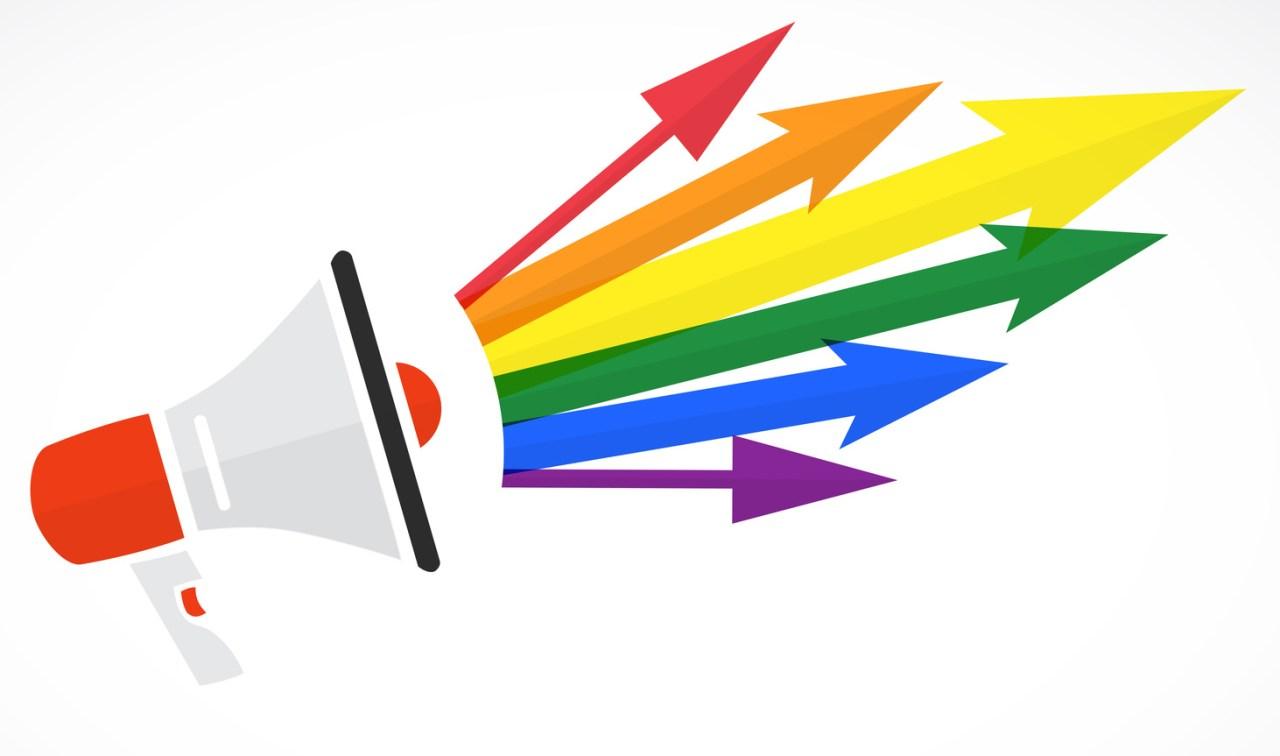 Lauthals: Unser Jahresthema 2017: Medien*queer!