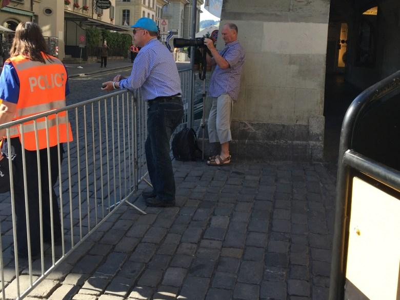 Abgeriegelt: Die Tour de France kommt!