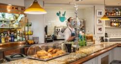 Cafetería Habana en el centro de Palencia