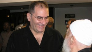 Ivan Giroud y Fernando Birri