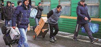 Возвращение трудовых мигрантов представляет угрозу для таджикских властей