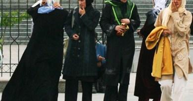 Новые рейды в Душанбе против ношения хиджаба