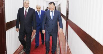 """""""Главная проблема"""" в Таджикистане"""