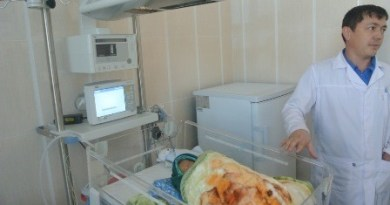 Детская смертность в Таджикистане растет