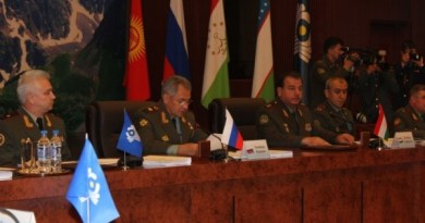 Визит министра обороны России в Таджикистан