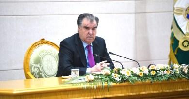 Рахмон запретил проверки бизнесменов