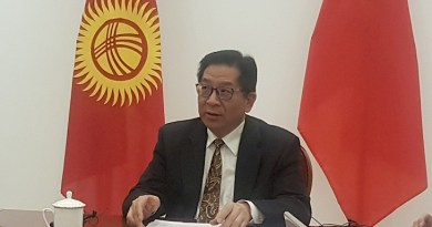 Китай требует от Кыргызстана погашения кредита