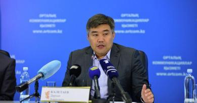 Казахстан: секуляризация продолжается