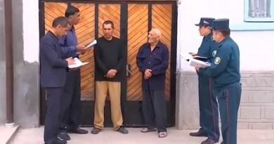 По всему Узбекистану проходят рейды МВД и СГБ