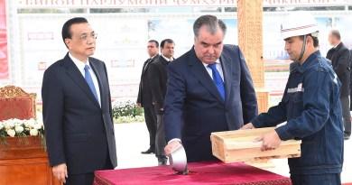 В Таджикистане построят здание для парламента за 220$ млн