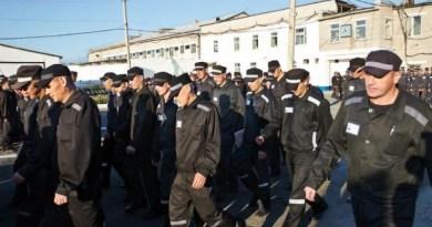 В российских тюрьмах находятся более 20 тыс. выходцев из Центральной Азии
